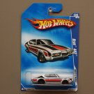 Hot Wheels 2009 Muscle Mania '68 Olds 442 (white)