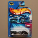 Hot Wheels 2004 First Editions Hardnoze Batman Batmobile (black)