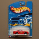 Hot Wheels 2002 Collector Series Porsche 959 (red)
