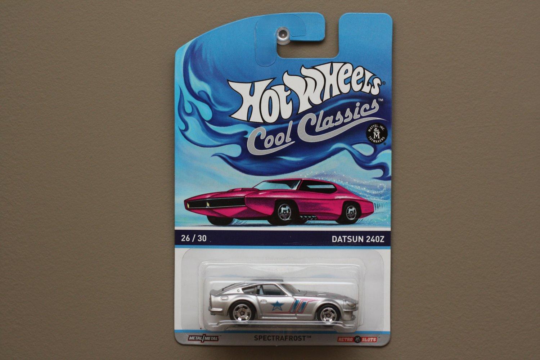 Hot Wheels 2014 Cool Classics Datsun 240Z