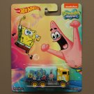 Hot Wheels 2015 Pop Culture Hiway Hauler (Sponge Bob Squarepants)