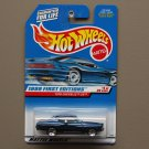 Hot Wheels 1999 First Editions '70 Chevelle SS (blue) (SEE CONDITION)