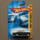 [VARIATION] Hot Wheels 2007 New Models '66 Chevy Nova (black)