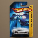 Hot Wheels 2007 New Models Chevy Camaro Concept (silver)