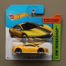 Hot Wheels 2015 HW Workshop '12 Acura NSX Concept (yellow)