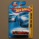 Hot Wheels 2008 First Editions Camaro Convertible Concept (orange)