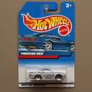 Hot Wheels 1999 Collector Series Porsche 959 (silver)