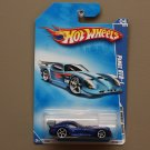 [MISSING TAMPO ERROR] Hot Wheels 2009 HW Racing Panoz GTR-1 (blue)