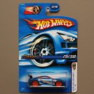 Hot Wheels 2006 First Editions Nissan 350Z (blue) (Faster Than Ever)