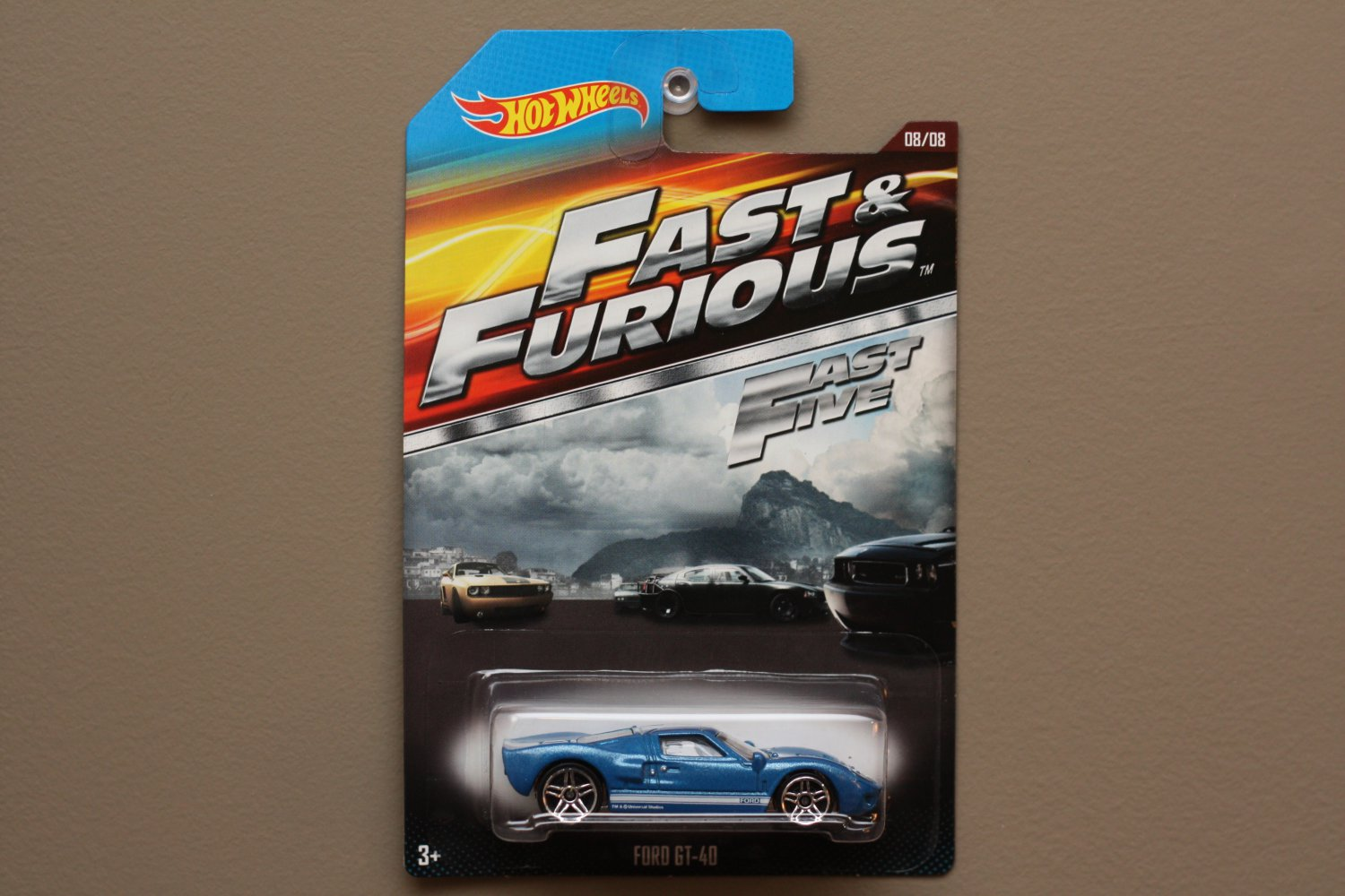 Fisher Auto Sales >> Hot Wheels 2015 Fast & Furious Ford GT-40