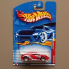 Hot Wheels 2002 Tuners Series Toyota Celica (red)