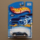 Hot Wheels 2001 First Editions Riley & Scott MK III (blue) (SEE CONDITION)