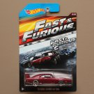 Hot Wheels 2015 Fast & Furious '69 Dodge Charger Daytona