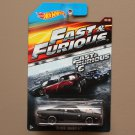 Hot Wheels 2015 Fast & Furious '70 Dodge Charger R/T