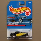 Hot Wheels 1999 Collector Series 1937 Bugatti Type D (black)