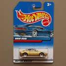 Hot Wheels 1999 Collector Series BMW 850i (gold)
