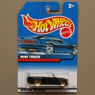 Hot Wheels 1999 Collector Series Mini Truck (Sonic Special) (black)