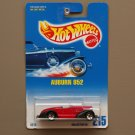 Hot Wheels 1991 Collector Series Auburn 852 (red) (SEE CONDITION)