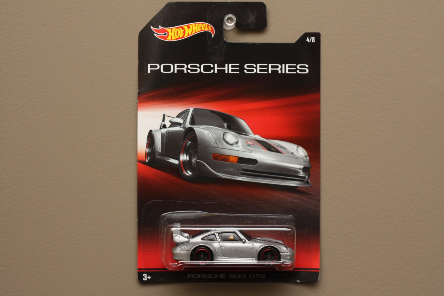 hot wheels 2015 porsche series porsche 993 gt2 grey. Black Bedroom Furniture Sets. Home Design Ideas