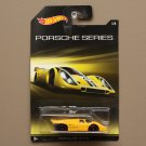 Hot Wheels 2015 Porsche Series Porsche 917K (yellow)