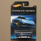 Hot Wheels 2015 Porsche Series Porsche Boxster Spyder (blue)