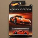 Hot Wheels 2015 Porsche Series Porsche Carrera GT (orange)