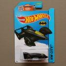 Hot Wheels 2015 HW City Batman Live! Batmobile (black)