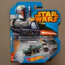 Hot Wheels 2014 Entertainment Star Wars Boba Fett