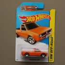 Hot Wheels 2015 HW Off-Road Volkswagen Caddy (orange)