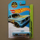 Hot Wheels 2015 HW Workshop '63 Studebaker Champ (blue)