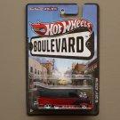 Hot Wheels Boulevard Case N '85 Chevy Astro Van (SEE CONDITION)