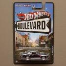 Hot Wheels Boulevard Case M '84 Hurst Olds