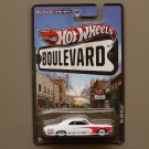 Hot Wheels Boulevard Case M '66 Chevelle