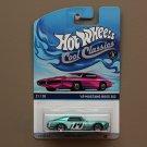 [MISSING PIECE ERROR] Hot Wheels 2014 Cool Classics '69 Mustang Boss 302