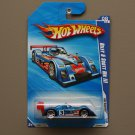Hot Wheels 2010 HW Racing Riley & Scott MK III (blue)