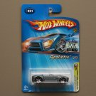 Hot Wheels 2005 First Editions (Realistix) Ford Shelby Cobra Concept (grey)