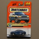 Matchbox 2000 Series 9 Audi TT (blue) (SEE CONDITION)
