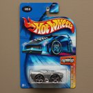Hot Wheels 2004 First Editions Blings '70 Plymouth Barracuda (ZAMAC silver)