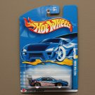 Hot Wheels 2002 Collector Series Pikes Peak Toyota Celica (blue)