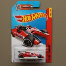 Hot Wheels 2015 HW Race Honda Racer (red)