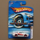 Hot Wheels 2006 First Editions Toyota AE-86 Corolla (white) (SEE CONDITION)