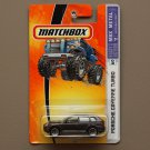 Matchbox 2005 MBX Metal Porsche Cayenne Turbo (graphite)