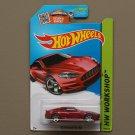 Hot Wheels 2015 HW Workshop Aston Martin DBS (burgundy)