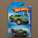 Hot Wheels 2008 HW All Stars Toyota Baja Truck (green)