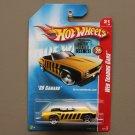 Hot Wheels 2008 Web Trading Cars '69 Camaro (yellow)