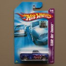 Hot Wheels 2008 Team Hot Trucks Custom '69 Chevy Pickup (blue)