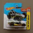 Hot Wheels 2015 HW Off-Road Enforcer (grey) (Treasure Hunt) (SEE CONDITION)