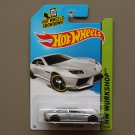 Hot Wheels 2014 HW Workshop Lamborghini Estoque (silver)