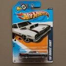 Hot Wheels 2012 Muscle Mania Mopar '68 Dodge Dart (grey - Walmart Excl.)