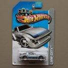 Hot Wheels 2013 HW City Mazda RX-7 (silver) (Treasure Hunt)